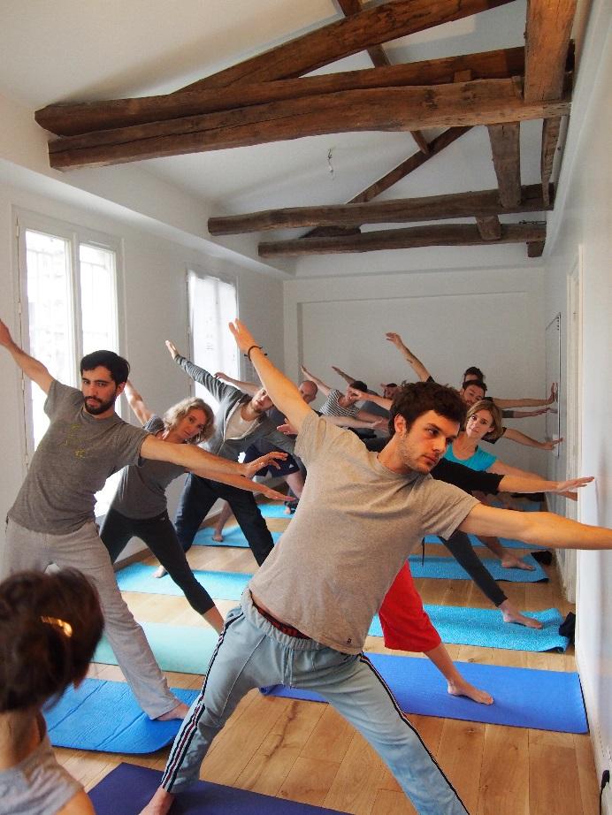 Non vi mentivamo sullo Yoga!