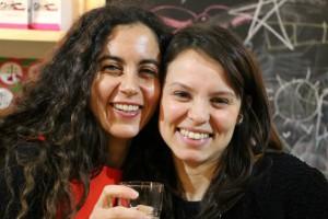 Paola e Marina Responsabili dell'Alveare di Napoli