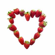 fragole e amore