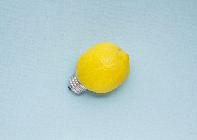 limone lampadina