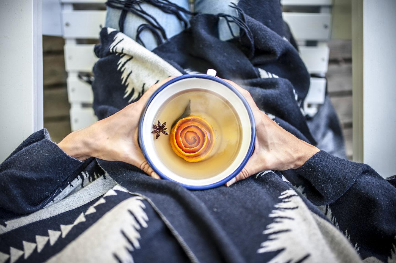 infuso al mandarino