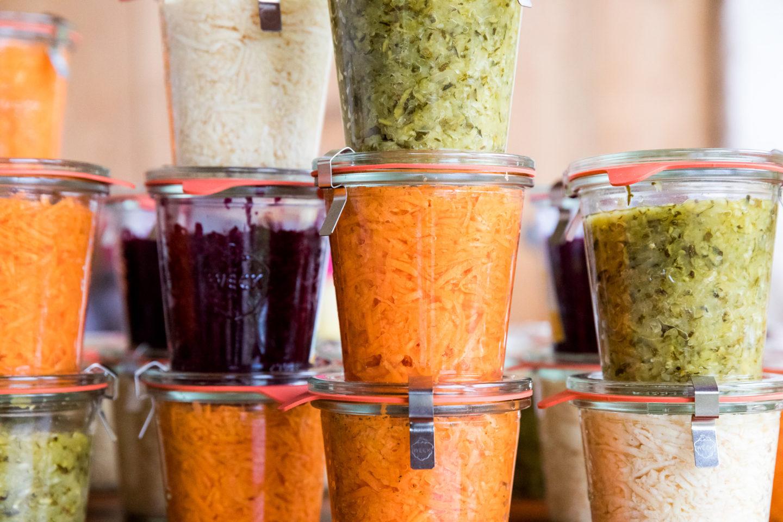 ricette verdure fermentate