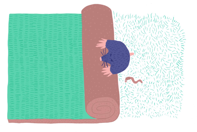 sostituire tappeto erboso