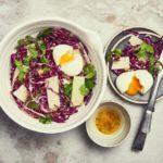 insalata di cavolo rosso