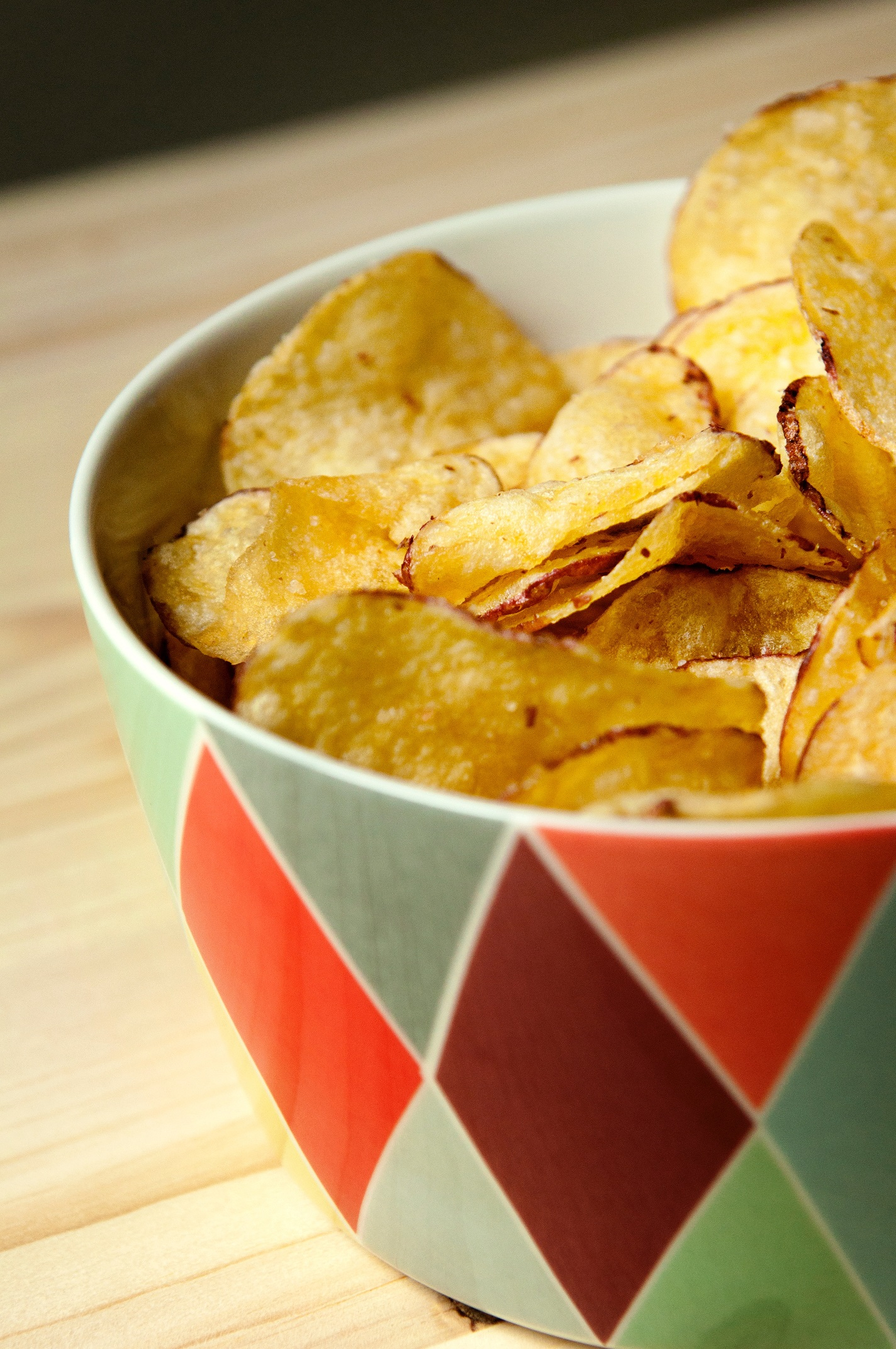 patatine in busta acrilammide