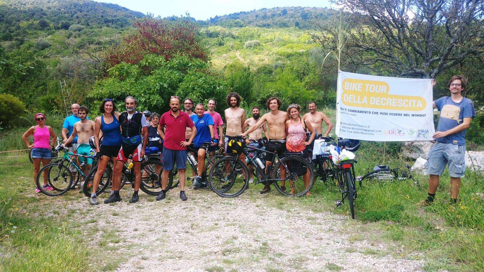 decrescita bike tour 2019