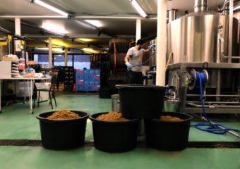Birra a base di pane