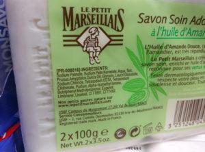 sapone Le Petit Marseillais