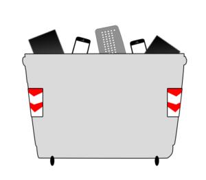 discarica informatica