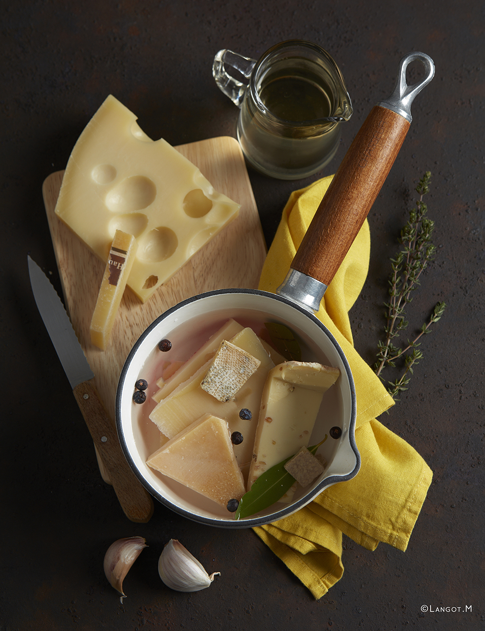 ristretto di formaggi
