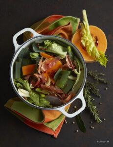 brodo vegetale zero-waste