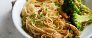 noodles broccoli