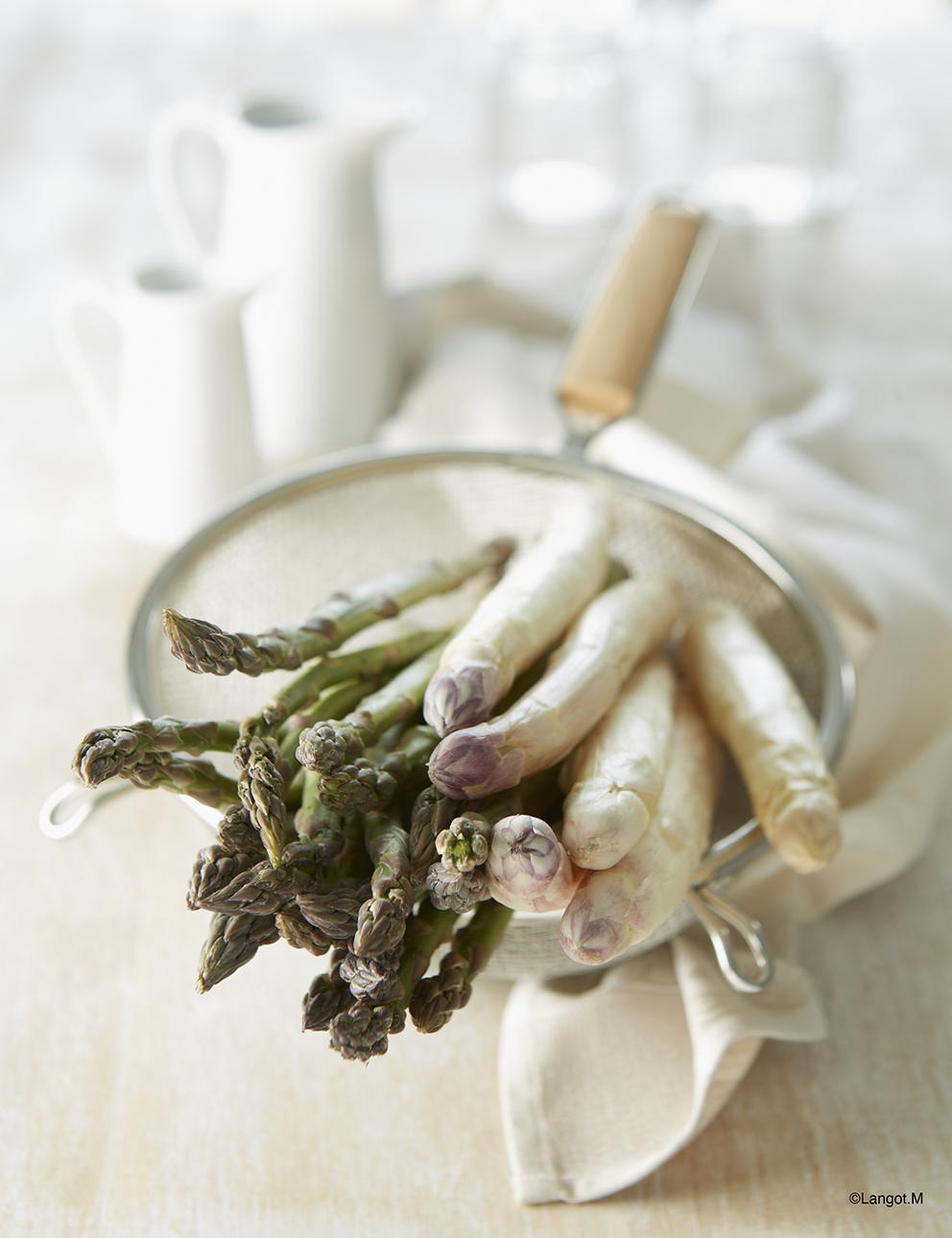 asparagi in cucina