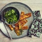 bastoncini fatti in casa spinaci