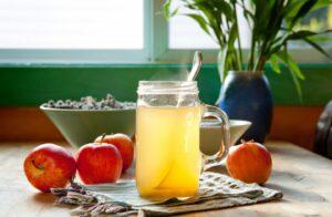ricetta aceto di mele