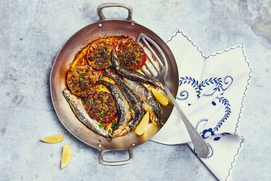 sardine grigliate