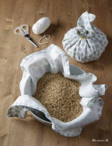 sacchettino di cereali