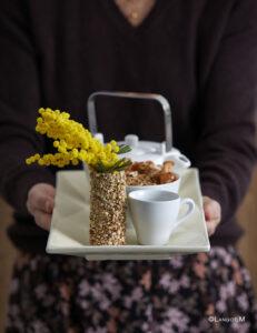 vaso di semi