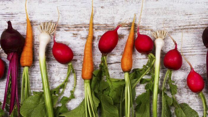 scarti delle verdure