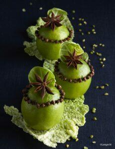 decorazione limone frutta