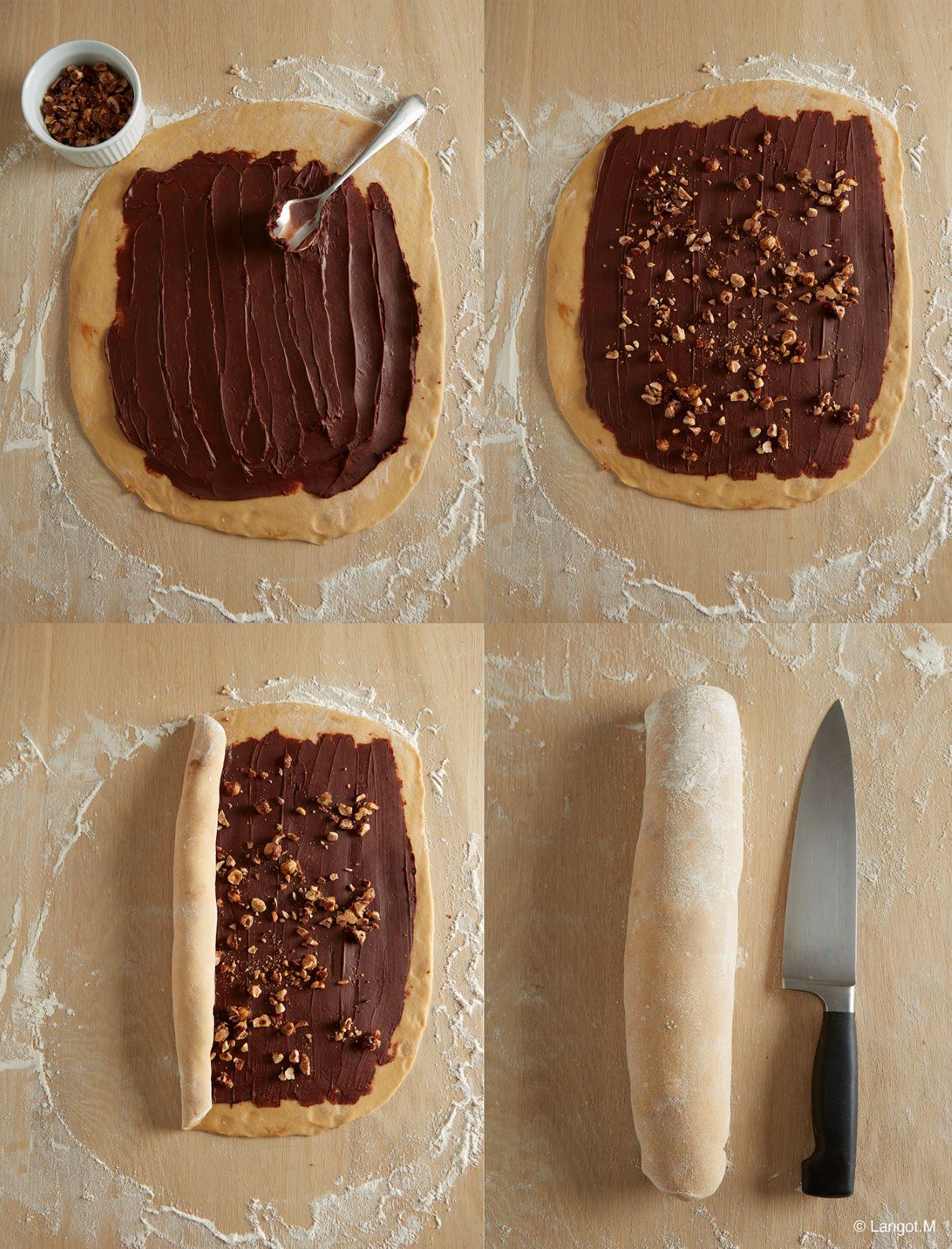 Babka cioccolato 2