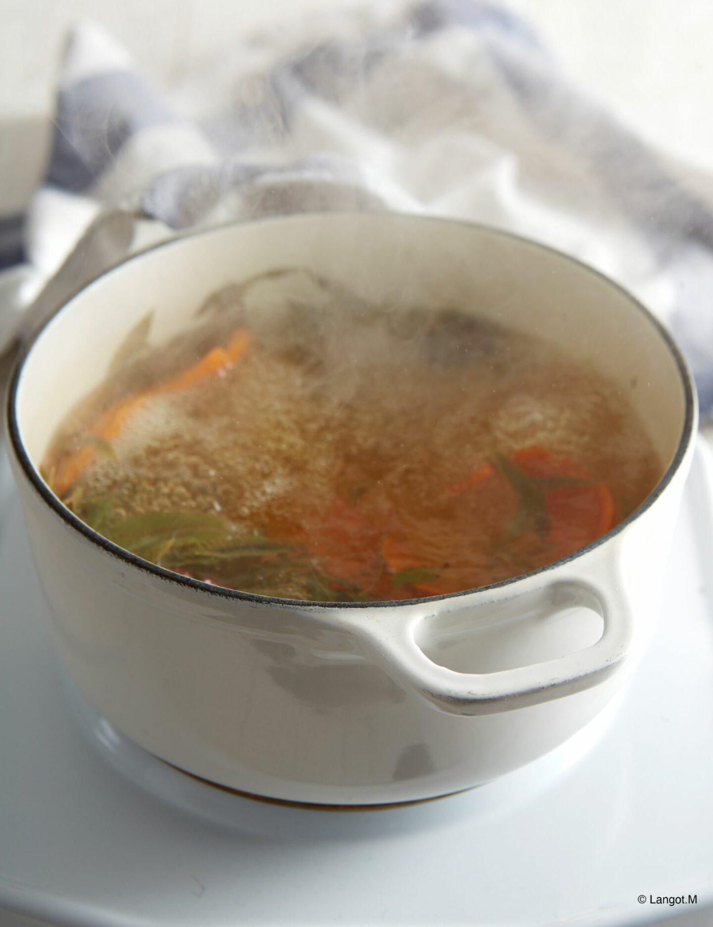 zuppa al vapore